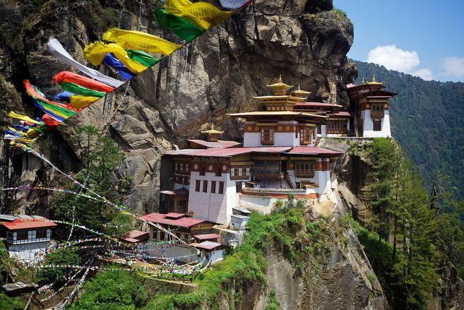 Le Bhoutan de Paro à Jakar